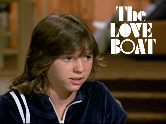 The Love Boat - Kristy McNichol and Scott Baio