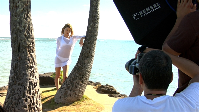 Behind the Scenes: Hawaii Five-0 Photo Shoot