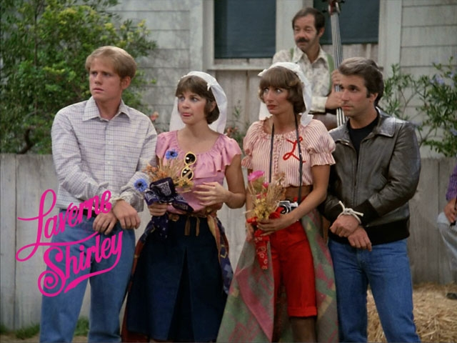 Laverne shirley fat city holiday laverne and shirley become counselors