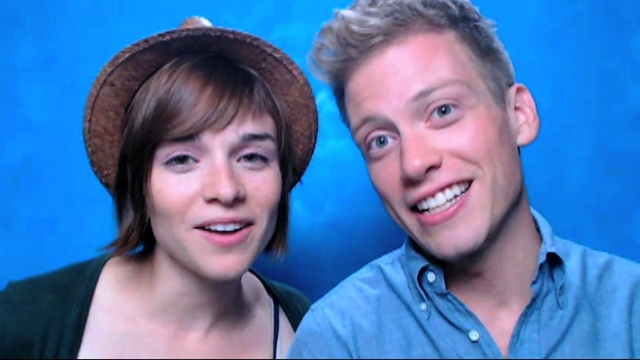 Buzz Tour 2012: NCIS: Los Angeles - Live Chat with Barrett Foa and Renee Felice Smith