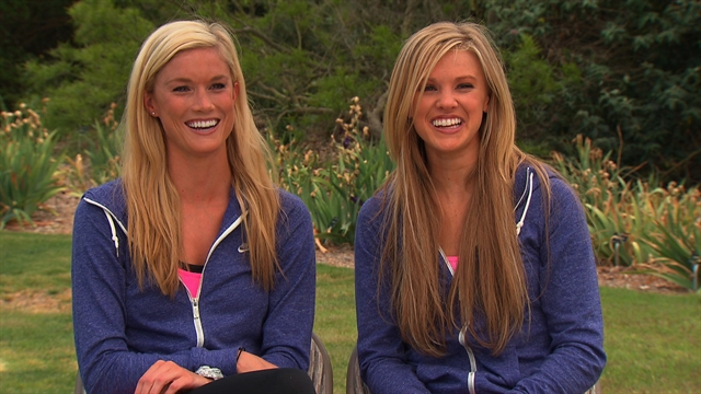 The Amazing Race - Meet Caitlin & Brittany