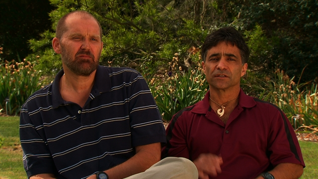 The Amazing Race - Meet Gary & Will