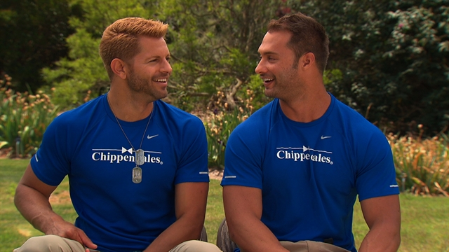 The Amazing Race - Meet Jaymes & James