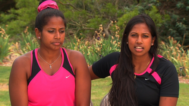 The Amazing Race - Meet Natalie & Nadiya