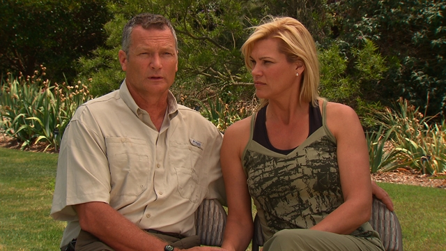 The Amazing Race - Meet Rob & Sheila