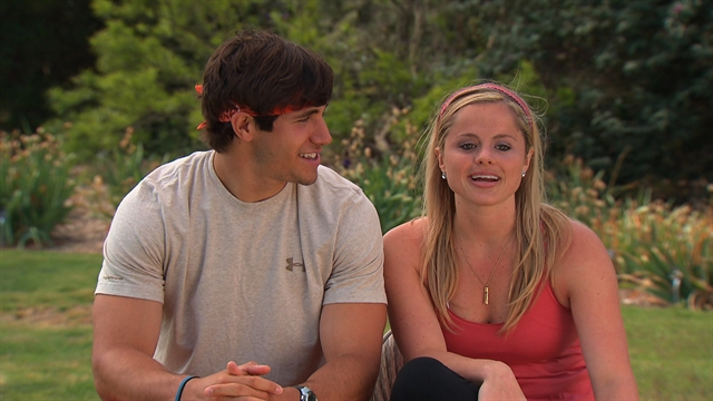 The Amazing Race - Meet Trey & Lexi