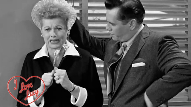 I Love Lucy - Where is the Cheese?