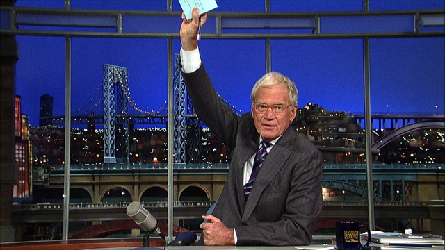 David Letterman -  Christopher Columbus Top Ten
