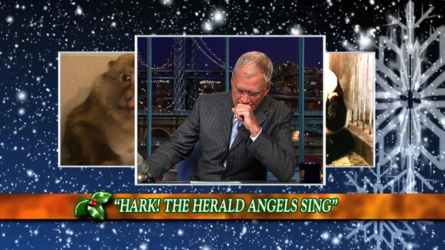 Late Show: David Letterman - Dave's Monologue - 12/21/12