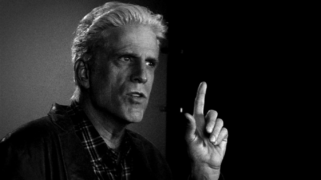 CSI: - You Ask, They Tell: Ted Danson