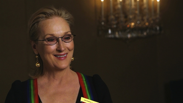 The 34th Annual Kennedy Center Honors
