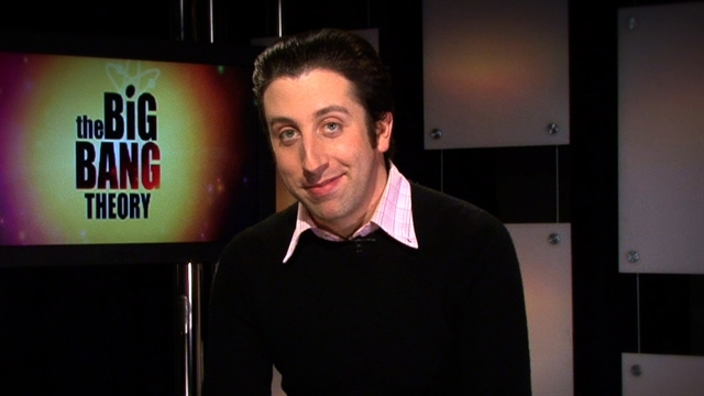 The Big Bang Theory - You Ask, They Tell: Simon Helberg