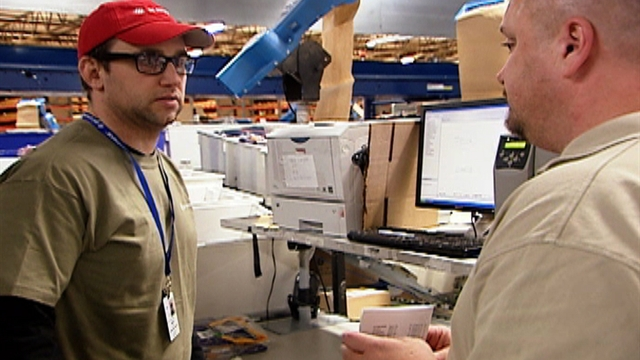 Undercover Boss - 'GSI Commerce' Preview