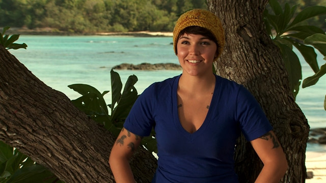 Survivor: One World - Meet Kourtney