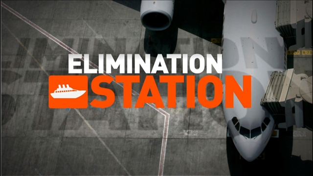 The Amazing Race 16 - Elimination Station: Via Shanghai