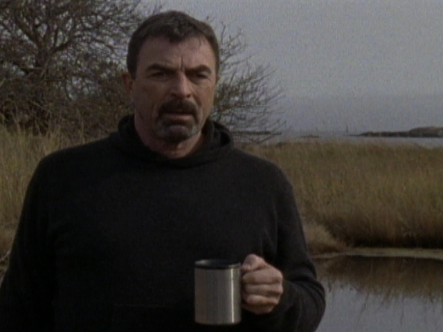 Jesse Stone: No Remorse - Reggie and Jesse