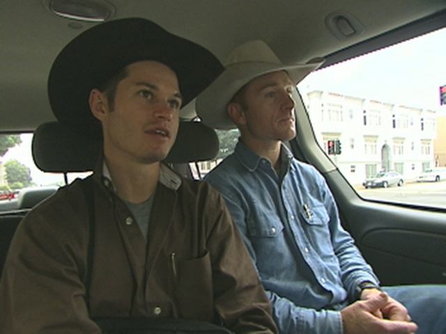 The Amazing Race 16 - Jet and Cord's Magical Map