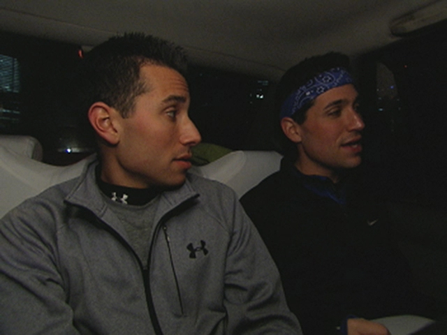 The Amazing Race 16 - Dan and Jordan Prepare