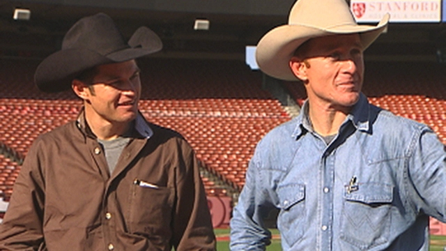 The Amazing Race 16 - Cowboys Gracious in Defeat