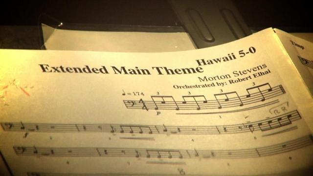 Hawaii Five-0 - Hawaii Five-0 Theme Music Video