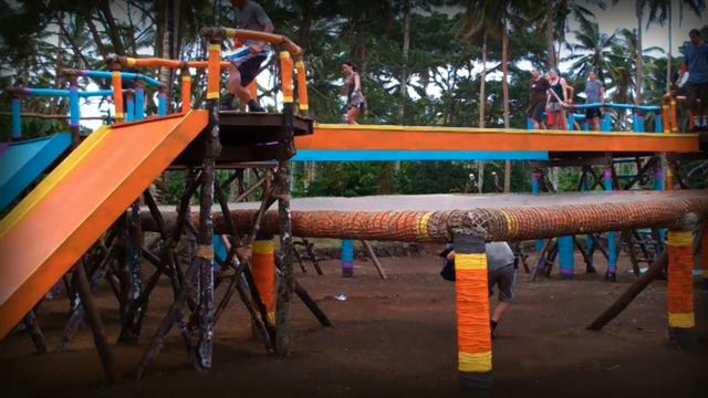Survivor: One World - Challenge Preview - Free Fallin'