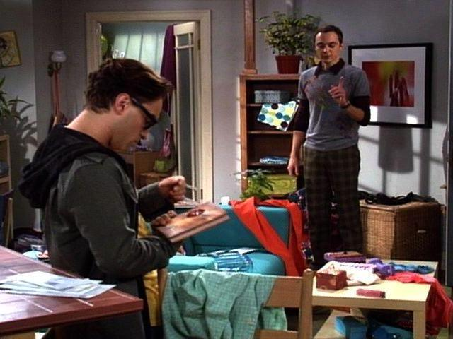 The Big Bang Theory - Geeks Guide to Cleaning
