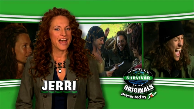 Survivor: One World - Survivor Originals - Jerri