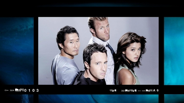 Hawaii Five-0 - Behind the Scenes of the Photo Shoot