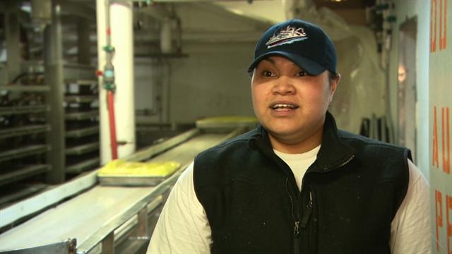 Undercover Boss - Bonus Scene: Susana (American Seafoods)