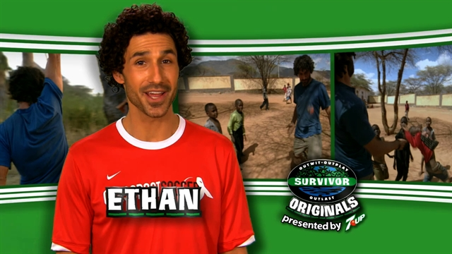 Survivor: One World - Survivor Originals - Ethan