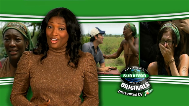Survivor: One World - Survivor Originals - Taj