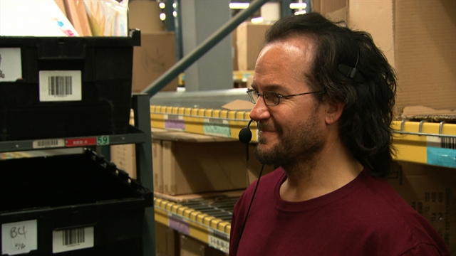 Undercover Boss - Bonus Scene: Jennifer Doesn't Understand the Boss (Oriental Trading Company)