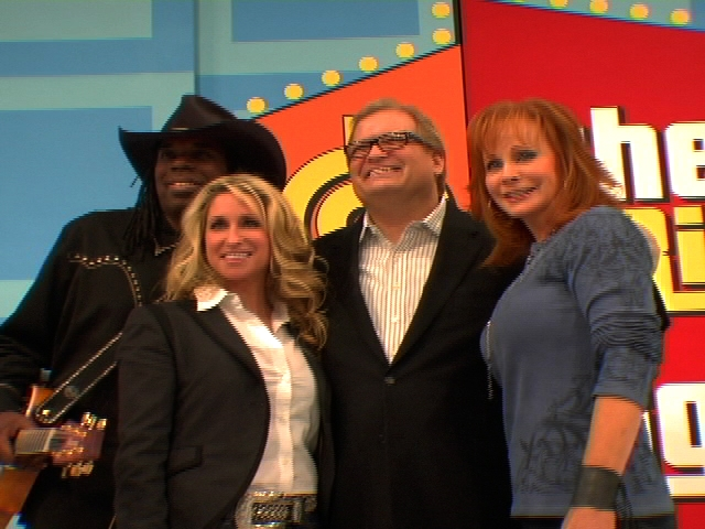 The Price Is Right - Reba McEntire and Heidi Newfield Guest Star