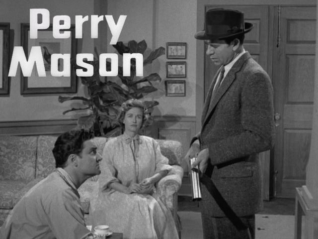 Perry Mason - The Case Of The Half-Wakened Wife