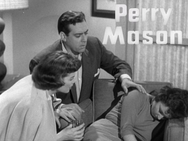 Perry Mason - The Case Of The Desperate Daughter