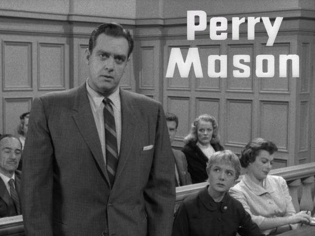 Perry Mason - The Case Of The Long-Legged Models