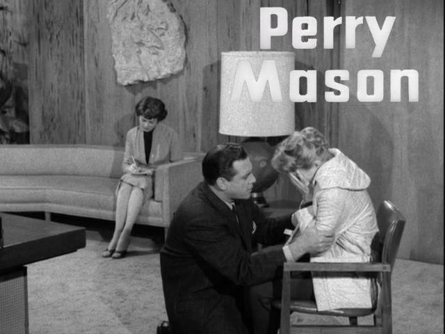 Perry Mason - The Case Of The Black-Eyed Blonde