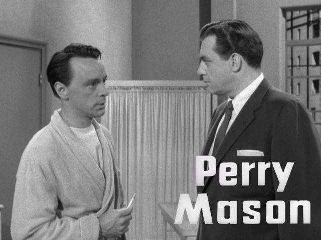Perry Mason - The Case Of The Lazy Lover