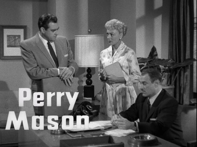Perry Mason - The Case Of The Prodigal Parent