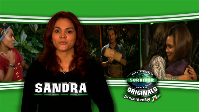 Survivor: One World - Survivor Originals - Sandra