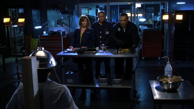 CSI: - A Kiss Before Frying