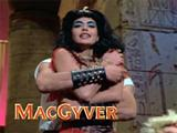 MacGyver - Cleo Rocks