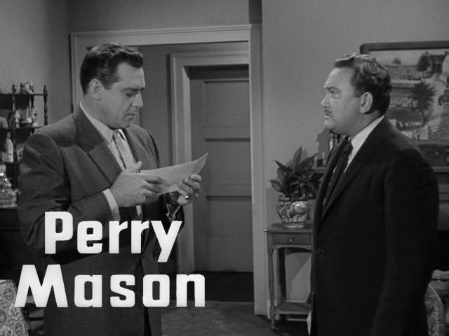 Perry Mason - The Case of the Sardonic Sergeant
