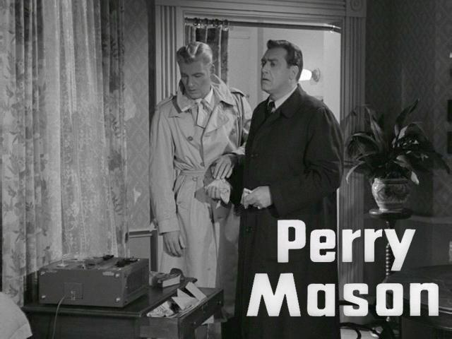 Perry Mason - The Case of the Bedeviled Doctor