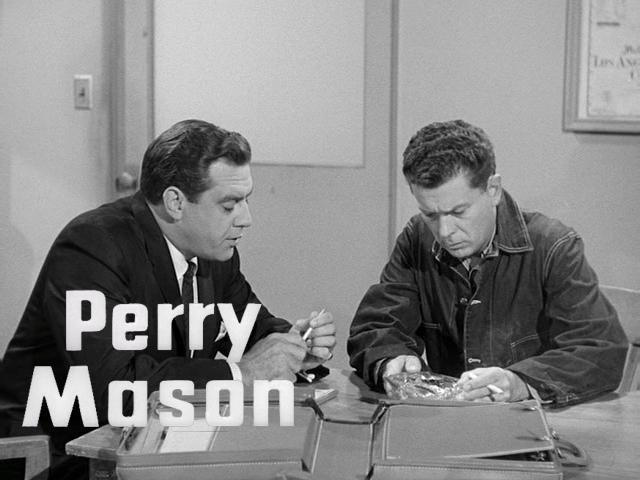 Perry Mason - The Case of the Married Moonlighter