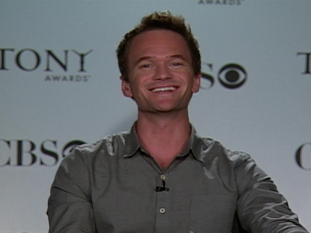 2009 Tony Awards - Neil Patrick Harris Interview