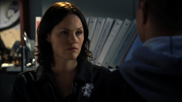 CSI: - The Two Mrs. Grissoms