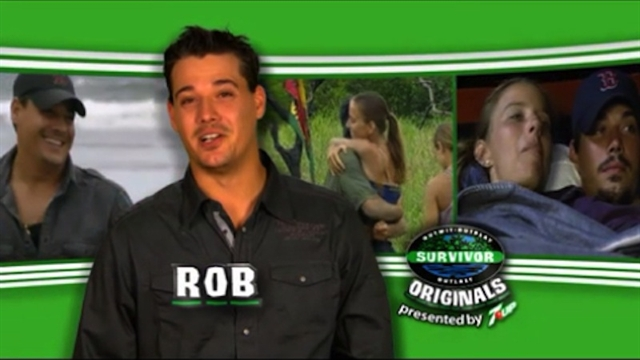 Survivor: One World - Survivor Originals - Rob