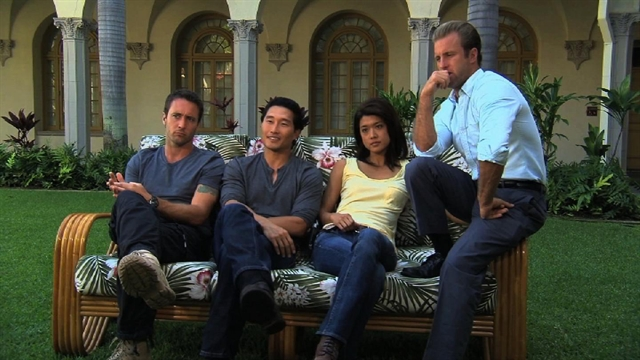 Hawaii Five-0 - A Sit Down With the Cast!