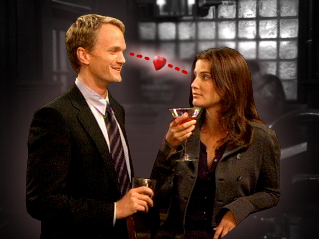 How I Met Your Mother - Barney + Robin = BRo Love